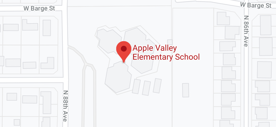Apple valley map